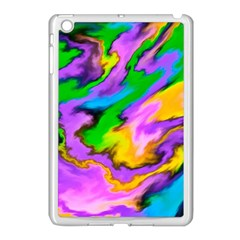 Crazy Effects  Apple Ipad Mini Case (white) by ImpressiveMoments