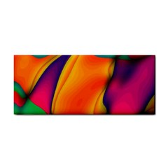 Crazy Effects  Hand Towel by ImpressiveMoments