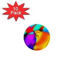 Crazy Effects 1  Mini Button (10 Pack) by ImpressiveMoments