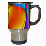 Crazy Effects Travel Mug (White) Right