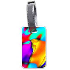Crazy Effects Luggage Tag (two Sides) by ImpressiveMoments