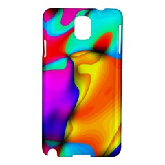 Crazy Effects Samsung Galaxy Note 3 N9005 Hardshell Case by ImpressiveMoments