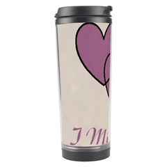 I Miss You Travel Tumbler by WonderfulDreamPicture
