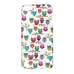 Happy Owls Apple Ipod Touch 5 Hardshell Case by Ancello