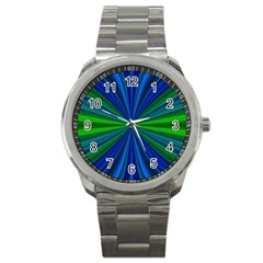 Design Sport Metal Watch