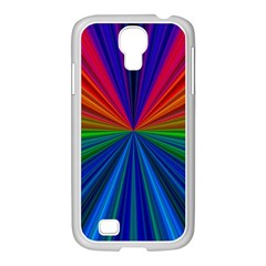 Design Samsung Galaxy S4 I9500/ I9505 Case (white) by Siebenhuehner