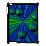 Magic Balls Apple iPad 3/4 Case (Black) Front