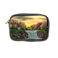 Brentons Waterfall   Ave Hurley   Artrave   Coin Purse by ArtRave2