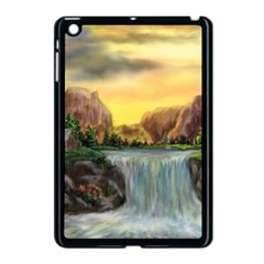 Brentons Waterfall   Ave Hurley   Artrave   Apple Ipad Mini Case (black)