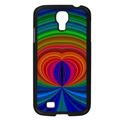 Design Samsung Galaxy S4 I9500/ I9505 Case (black) by Siebenhuehner