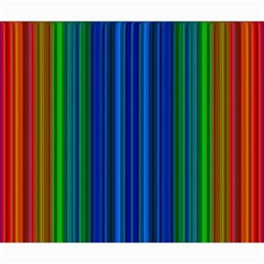 Strips Canvas 20  X 24  (unframed) by Siebenhuehner