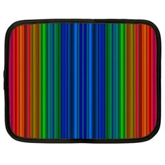 Strips Netbook Sleeve (xl) by Siebenhuehner