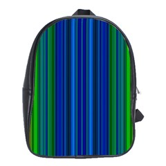 Strips School Bag (large) by Siebenhuehner
