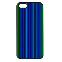 Strips Apple Iphone 5 Seamless Case (black) by Siebenhuehner