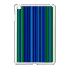Strips Apple Ipad Mini Case (white) by Siebenhuehner