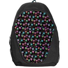 Happy Owls Backpack Bag by Ancello