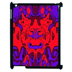 Abstract Apple Ipad 2 Case (black) by Siebenhuehner