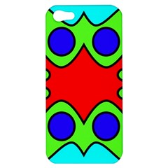 Abstract Apple Iphone 5 Hardshell Case by Siebenhuehner