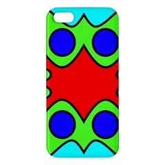 Abstract Iphone 5s Premium Hardshell Case