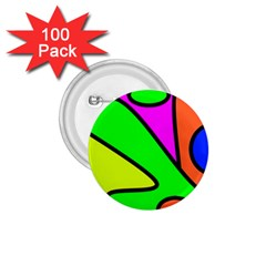 Abstract 1 75  Button (100 Pack) by Siebenhuehner