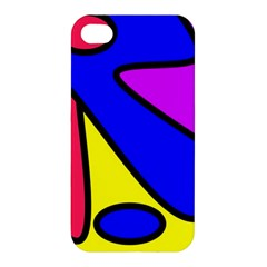 Abstract Apple Iphone 4/4s Premium Hardshell Case by Siebenhuehner