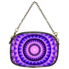 Mandala Chain Purse (one Side) by Siebenhuehner