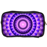 Mandala Travel Toiletry Bag (Two Sides) Front