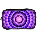 Mandala Travel Toiletry Bag (Two Sides) Back