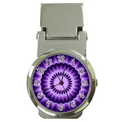 Mandala Money Clip With Watch by Siebenhuehner