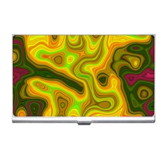Abstract Business Card Holder by Siebenhuehner