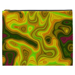 Abstract Cosmetic Bag (xxxl) by Siebenhuehner