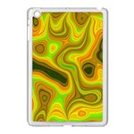 Abstract Apple iPad Mini Case (White) Front