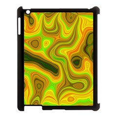 Abstract Apple Ipad 3/4 Case (black) by Siebenhuehner