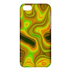 Abstract Apple Iphone 5c Hardshell Case by Siebenhuehner