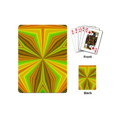 Abstract Playing Cards (mini) by Siebenhuehner
