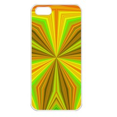 Abstract Apple Iphone 5 Seamless Case (white) by Siebenhuehner