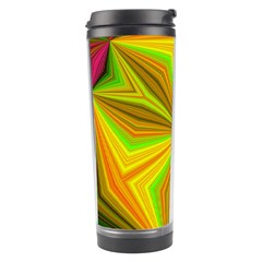 Abstract Travel Tumbler by Siebenhuehner