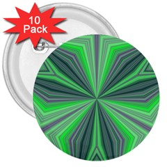 Abstract 3  Button (10 Pack) by Siebenhuehner