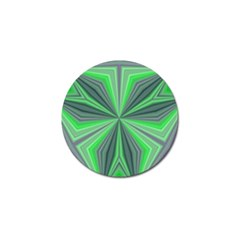 Abstract Golf Ball Marker 10 Pack by Siebenhuehner