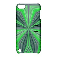 Abstract Apple Ipod Touch 5 Hardshell Case With Stand by Siebenhuehner