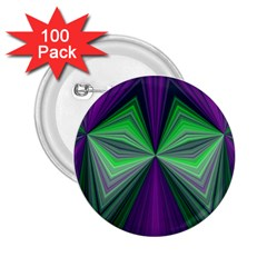 Abstract 2 25  Button (100 Pack)