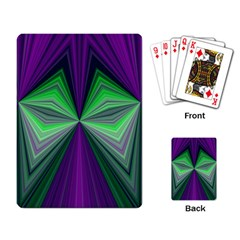 Abstract Playing Cards Single Design by Siebenhuehner