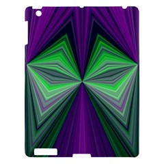 Abstract Apple Ipad 3/4 Hardshell Case by Siebenhuehner
