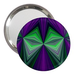 Abstract 3  Handbag Mirror by Siebenhuehner