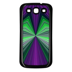 Abstract Samsung Galaxy S3 Back Case (black) by Siebenhuehner