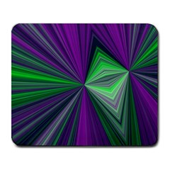 Abstract Large Mouse Pad (rectangle) by Siebenhuehner