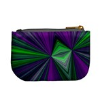Abstract Coin Change Purse Back