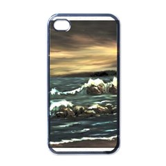 bridget s Lighthouse   By Ave Hurley Of Artrevu   Apple Iphone 4 Case (black) by ArtRave2