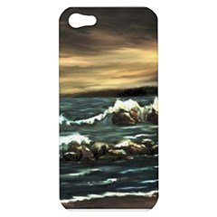 bridget s Lighthouse   By Ave Hurley Of Artrevu   Apple Iphone 5 Hardshell Case by ArtRave2