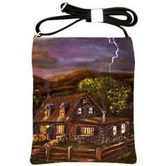camp Verde   By Ave Hurley Of Artrevu   Shoulder Sling Bag by ArtRave2